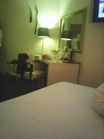 Pytloun Design Hotel: malé prostory, small room