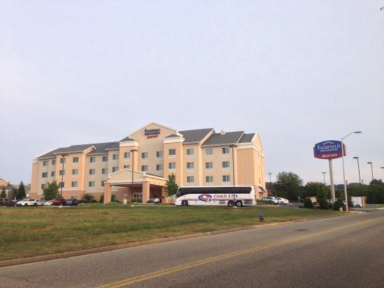 Fairfield Inn & Suites Harrisonburg: photo0.jpg