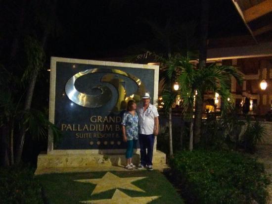 Grand Palladium Bavaro Suites Resort & Spa: Freand