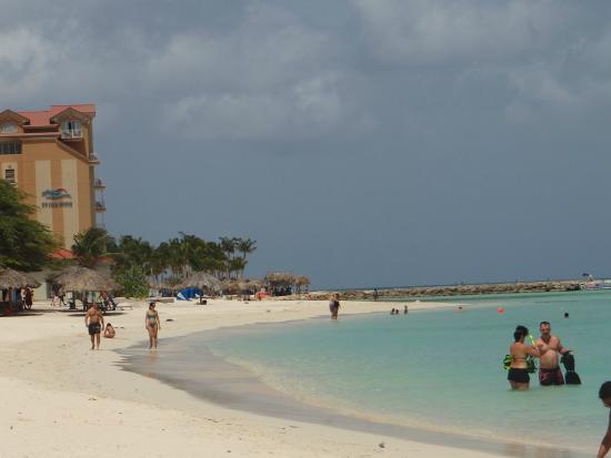 Hotel Riu Palace Antillas: vista desde el piso 16