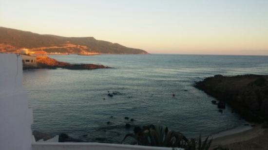 El Kala, Αλγερία: vue de chambre