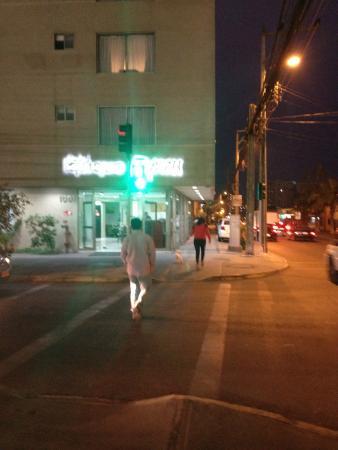 Hotel Iquique Express: frente