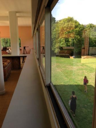 Villa savoye entr e chambre mr et mme savoye dite des - Salle de bain villa savoye ...