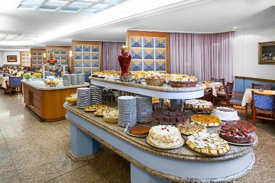 D'Sintra Hotel: Café da manhã