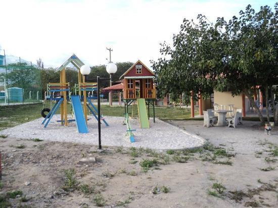 Arca de Noe Pousada e Flat : Parque