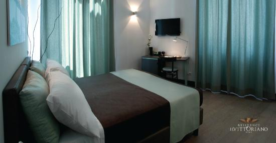 Residence Il Vittoriano: Camera Suite