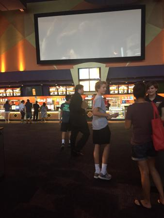 Movie Theatres