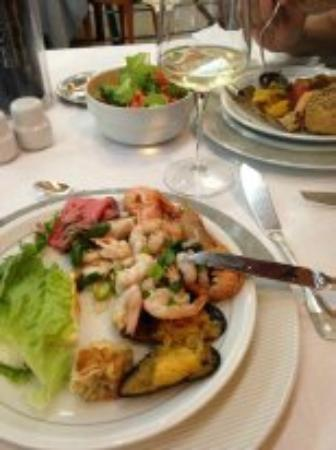 Hotel Carlton: Ужин!)))