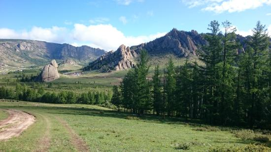 Gorkhi-Terelj National Park: Fantastic views