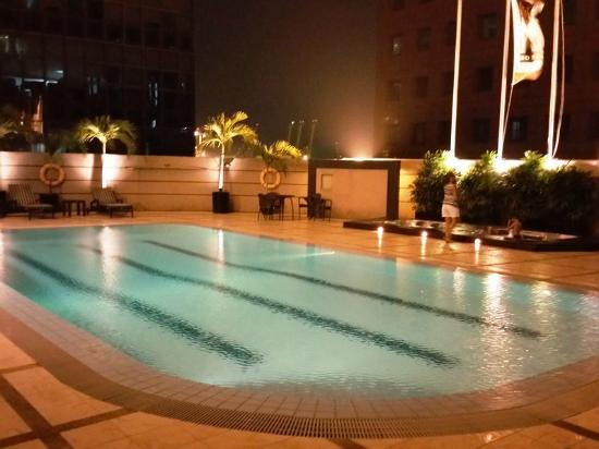 Swimming Pool Picture Of M Hotel Singapore Singapore