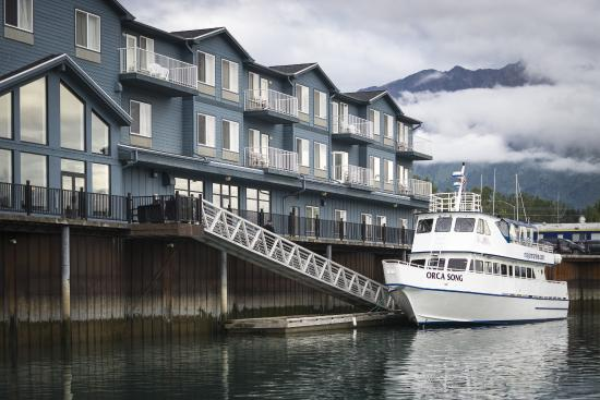 Harbor 360 Hotel: Conveniently located at the Seward Small Boat Harbor