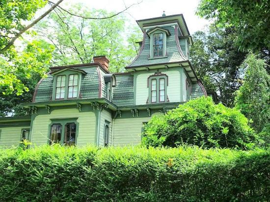 Historic Oakwood: home - my favorite style