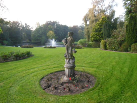 Sint-Kruis, Belçika: Un parc bien agréable