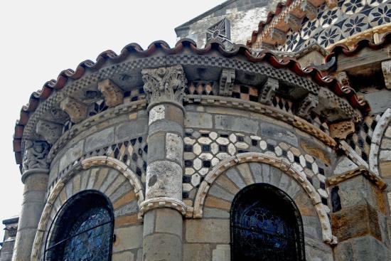 Foto de basilique notre dame du port clermont ferrand notre dame du port tripadvisor - Basilique notre dame du port ...