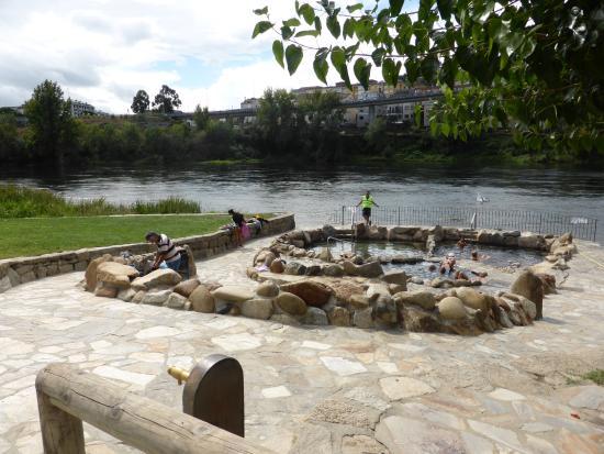 Ourense Thermal Springs: Termas de Chavasqueira