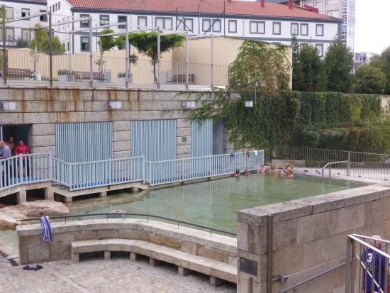 Ourense Thermal Springs: Termas das Burgas