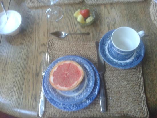 Elderfields Guest House : Colazione solo l'inizio naturalmente.