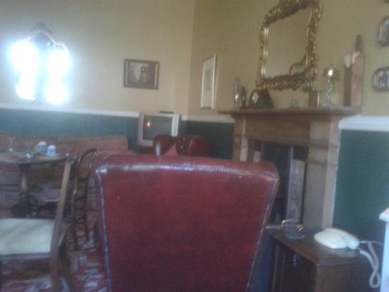 Elderfields Guest House : Sala colazione