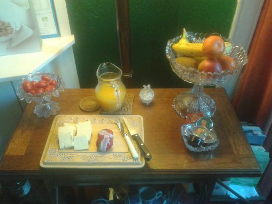 Elderfields Guest House : Colazione