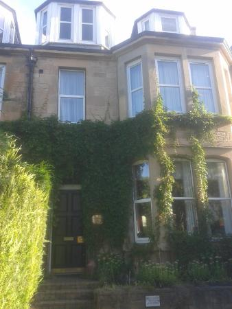 Elderfields Guest House : Ingresso