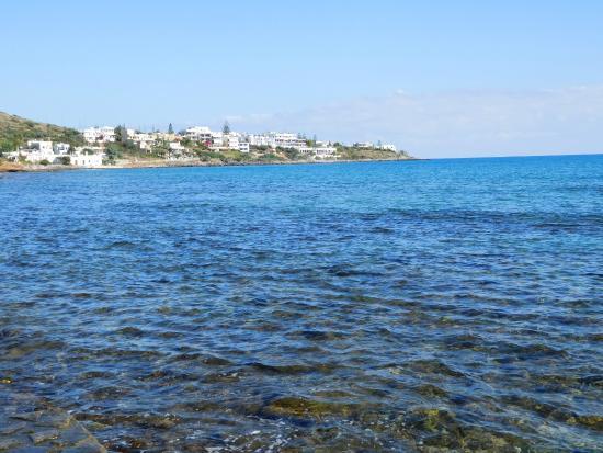 SENTIDO Blue Sea Beach  die Aussicht. Picture of SENTIDO Blue Sea Beach  Stalis