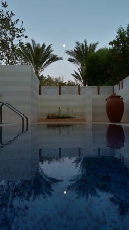 The Oberoi Sahl Hasheesh: Night dip with the moon