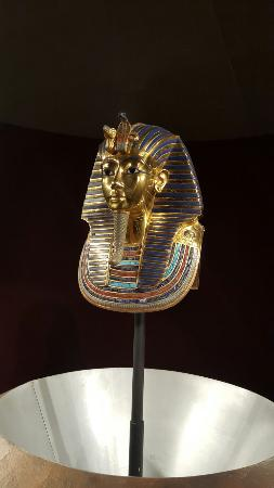 Goodwood, Sudafrica: Tutankhamun – His Tomb and His Treasures