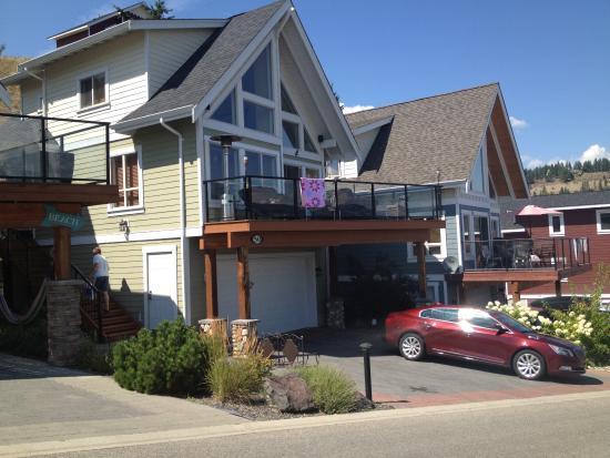 South Fintry, Kanada: Rental cottage