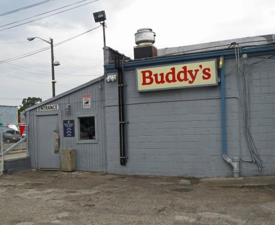 Buddy's Pizza-Detroit: Buddy's Entrance