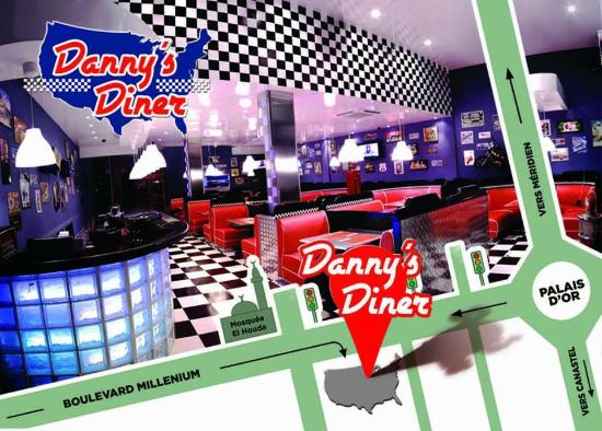 Dannys Diner Picture Of Dannys Diner Oran Tripadvisor