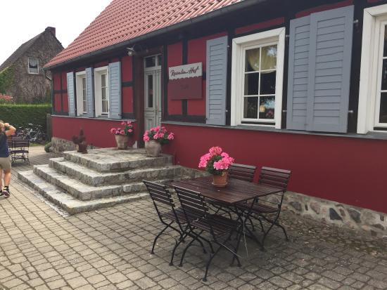 Lychen, Tyskland: So schön ist es im Rosalienhof...