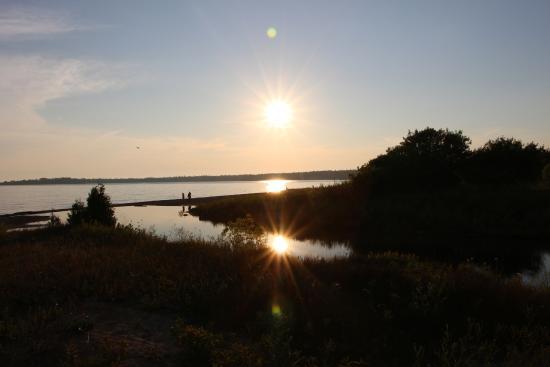 Sunset @ Providence Bay