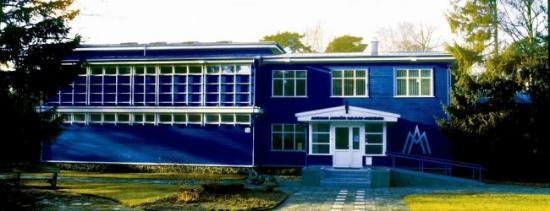 Antanas Moncys House