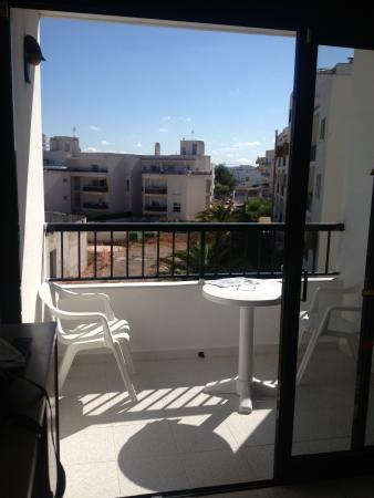 Marvell Club Hotel & Apartaments : Balcony