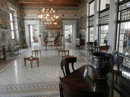 salle de bain picture of villa grecque kerylos beaulieu