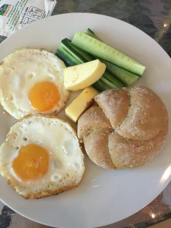 Club Calimera Sunny Beach : Frühstück