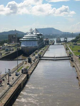 Le Meridien Panama: Panama Canal