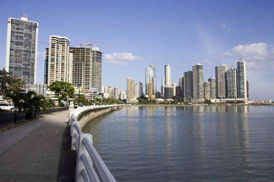 Le Meridien Panama: Good morning view from the bedroom