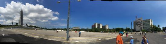 Plaza de la Revolucion: Panoramica Plaza Revolución
