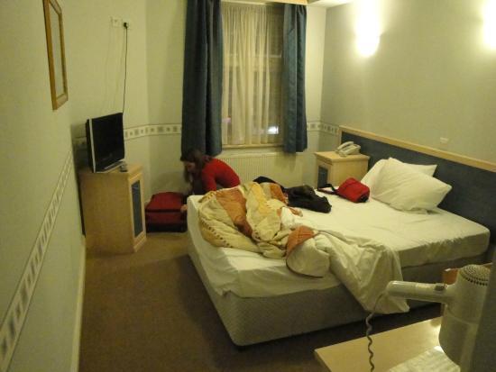 St. Georgio Hotel: Chambre
