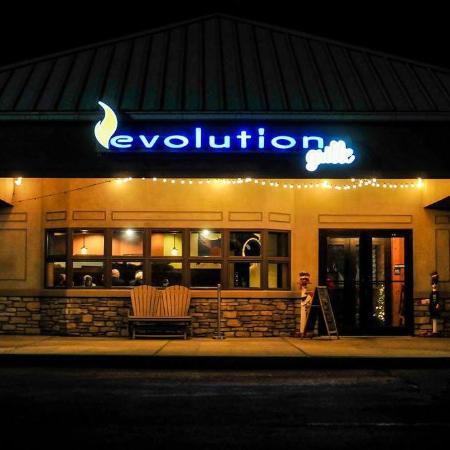 Evolution Grille