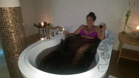 Crocus Gere Bor Hotel & Resort: vinotherapy
