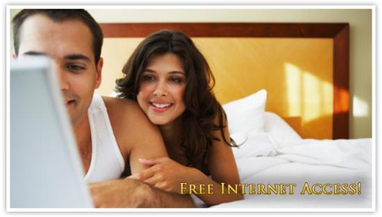 Broadway Inn Eugene: Free Wifi