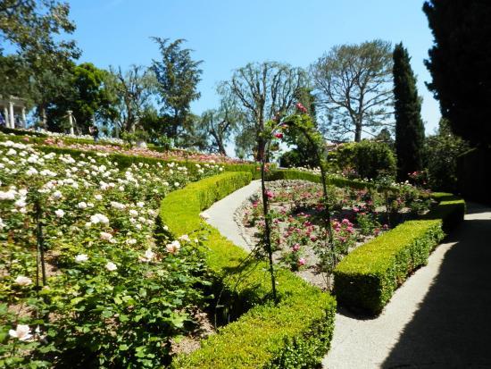 Villa Ephrussi De Rothschild Back