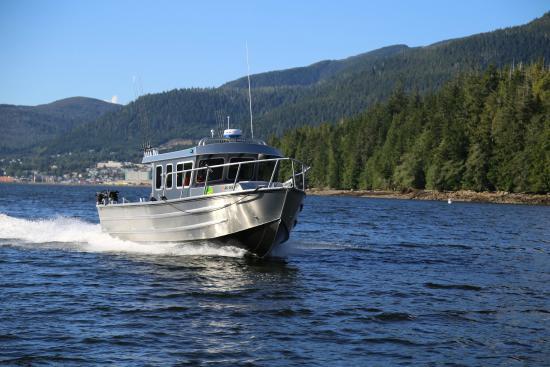 34 39 x 12 39 charter boat picture of explore alaska for Alaska sport fishing