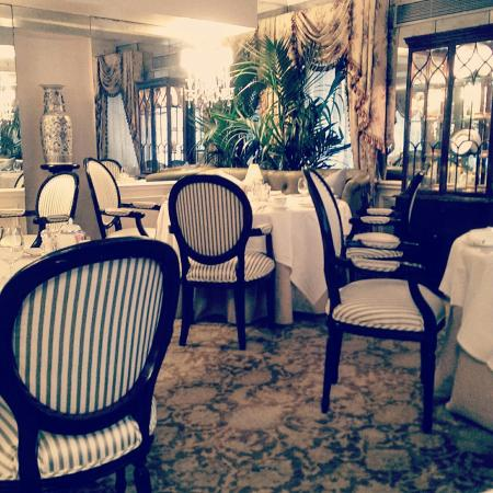 High Tea At The Pembroke Room Lowell Hotel