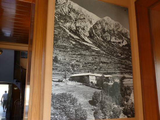 Vilas del Turbon, Španělsko: Hotel Balneario Vilas del Turbón