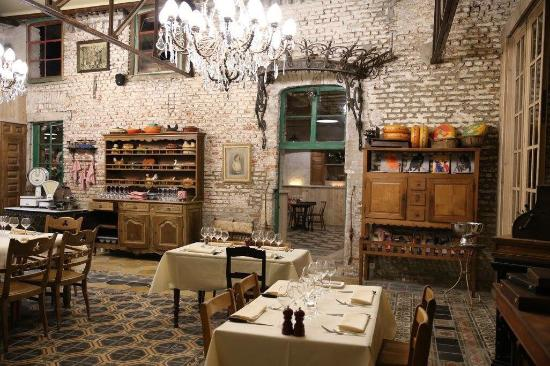 Borgloon, België: Restaurant d'Entrecôte