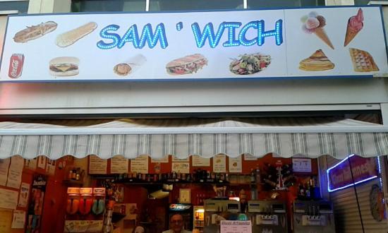 Sam' Wich