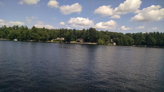 Songo River Queen: Long Lake